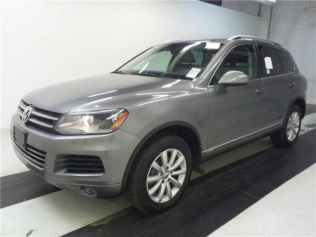 2012 Volkswagen Touareg 3.0 TDI Comfortline (Stk: C5591) in North York - Image 1 of 4