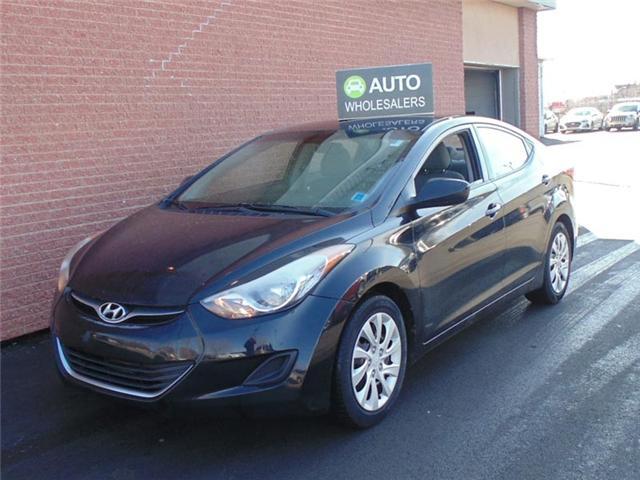 2013 Hyundai Elantra GL (Stk: U3381A) in Charlottetown - Image 1 of 6