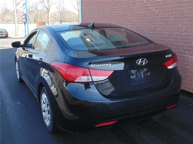 2013 Hyundai Elantra GL (Stk: U3381A) in Charlottetown - Image 2 of 6