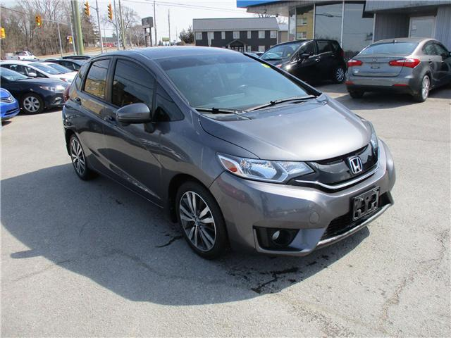 2015 Honda Fit EX (Stk: 190324) in Kingston - Image 1 of 14