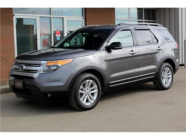 2012 Ford Explorer XLT (Stk: A28837) in Saskatoon - Image 1 of 23