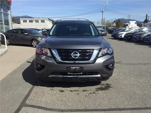 2018 Nissan Pathfinder SL Premium (Stk: N86-2584) in Chilliwack - Image 2 of 17