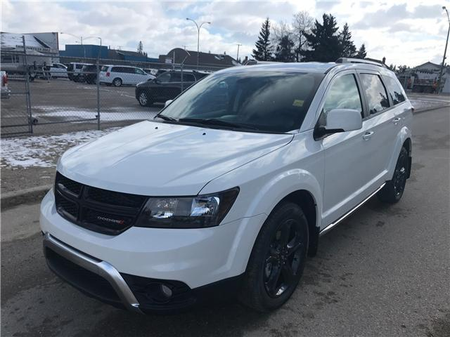 2019 Dodge Journey Crossroad (Stk: T19-111) in Nipawin - Image 3 of 25