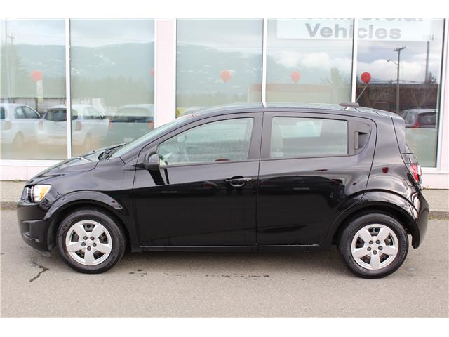 2016 Chevrolet Sonic LS Auto (Stk: P0140) in Nanaimo - Image 2 of 9