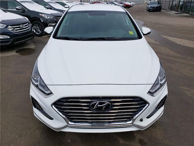 2018 Hyundai Sonata  (Stk: H2370) in Saskatoon - Image 2 of 17