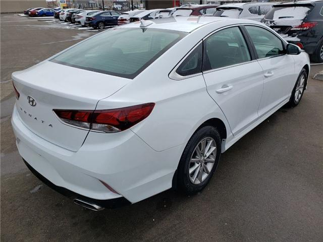 2018 Hyundai Sonata  (Stk: H2370) in Saskatoon - Image 4 of 17