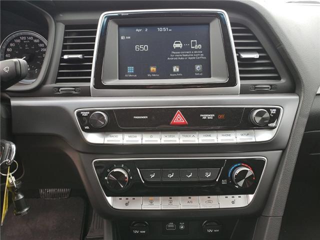 2018 Hyundai Sonata  (Stk: H2370) in Saskatoon - Image 12 of 17