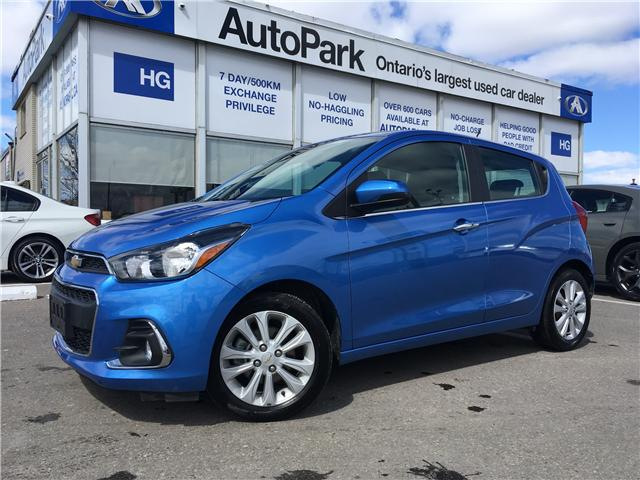 2017 Chevrolet Spark 2LT CVT (Stk: 17-44222JB) in Barrie - Image 1 of 29