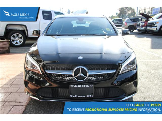 2018 Mercedes-Benz CLA 250 Base (Stk: 189500) in Coquitlam - Image 2 of 17