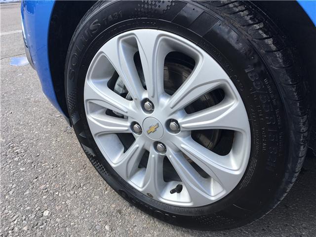 2017 Chevrolet Spark 2LT CVT (Stk: 17-44222JB) in Barrie - Image 9 of 29