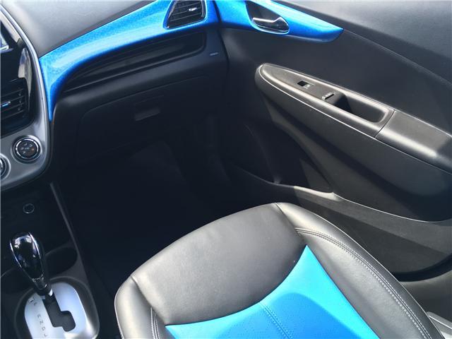 2017 Chevrolet Spark 2LT CVT (Stk: 17-44222JB) in Barrie - Image 22 of 29