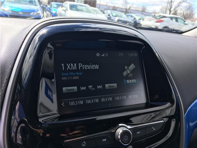2017 Chevrolet Spark 2LT CVT (Stk: 17-44222JB) in Barrie - Image 28 of 29