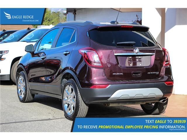 2018 Buick Encore Essence (Stk: 189668) in Coquitlam - Image 4 of 15