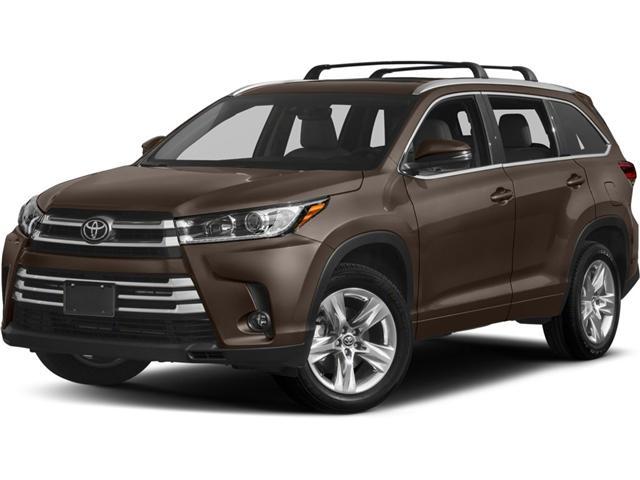 2018 Toyota Highlander Limited (Stk: 18519) in Brandon - Image 1 of 1