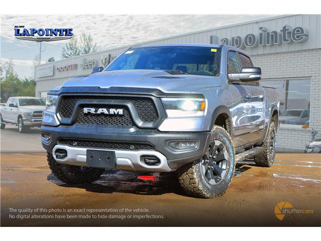 2019 RAM 1500 Rebel (Stk: 19285) in Pembroke - Image 1 of 20