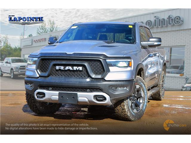 2019 RAM 1500 Rebel (Stk: 19285) in Pembroke - Image 2 of 20