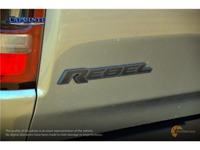2019 RAM 1500 Rebel (Stk: 19285) in Pembroke - Image 6 of 20