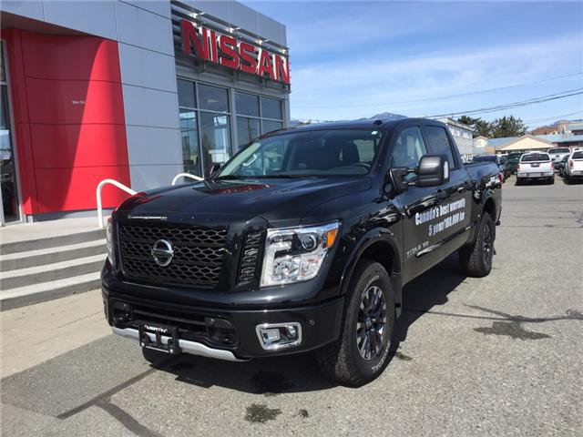 2018 Nissan Titan PRO-4X (Stk: N88-3625) in Chilliwack - Image 1 of 16