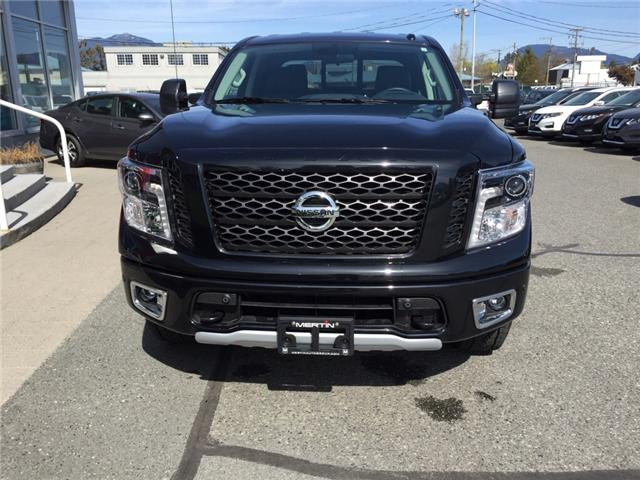 2018 Nissan Titan PRO-4X (Stk: N88-3625) in Chilliwack - Image 2 of 16