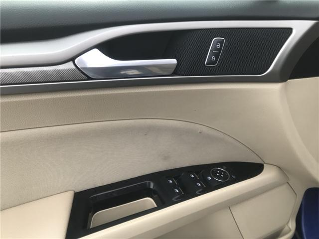 2015 Ford Fusion SE (Stk: 19334) in Chatham - Image 12 of 19