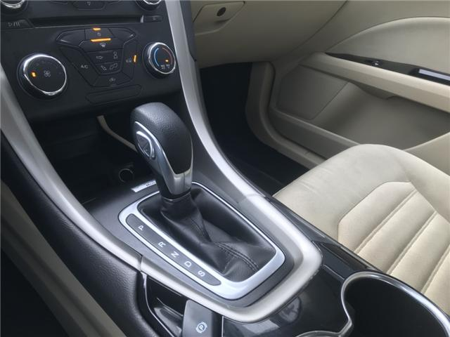 2015 Ford Fusion SE (Stk: 19334) in Chatham - Image 18 of 19