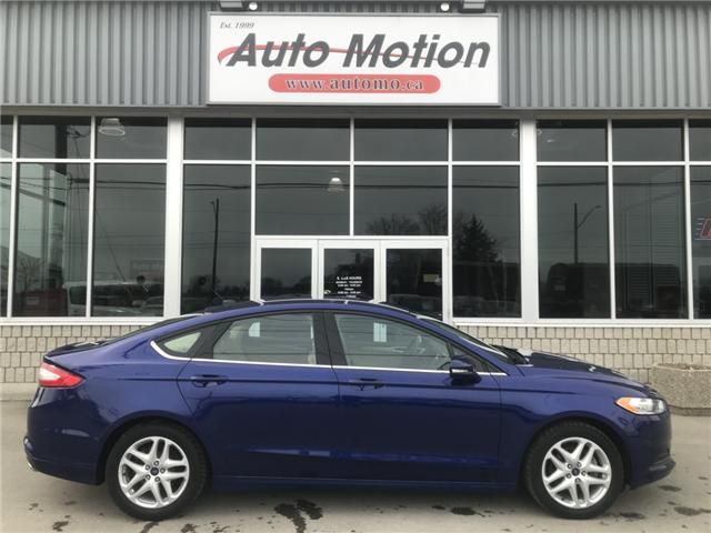 2015 Ford Fusion SE (Stk: 19334) in Chatham - Image 2 of 19