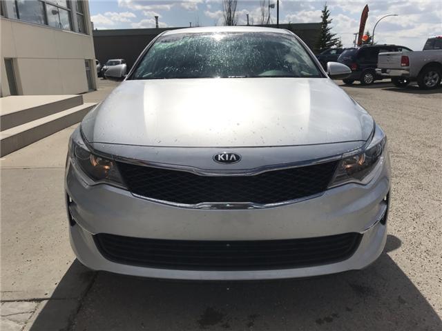 2018 Kia Optima LX (Stk: NE143) in Calgary - Image 2 of 18