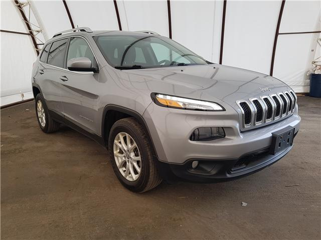 2016 Jeep Cherokee North (Stk: 1913991) in Thunder Bay - Image 1 of 18