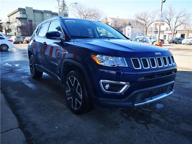 2017 Jeep Compass Limited (Stk: F388) in Saskatoon - Image 3 of 23