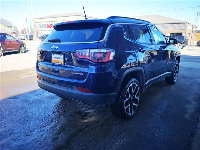2017 Jeep Compass Limited (Stk: F388) in Saskatoon - Image 4 of 23
