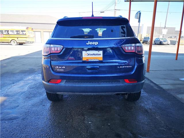 2017 Jeep Compass Limited (Stk: F388) in Saskatoon - Image 5 of 23