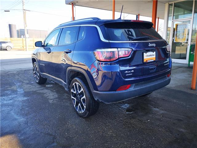 2017 Jeep Compass Limited (Stk: F388) in Saskatoon - Image 6 of 23