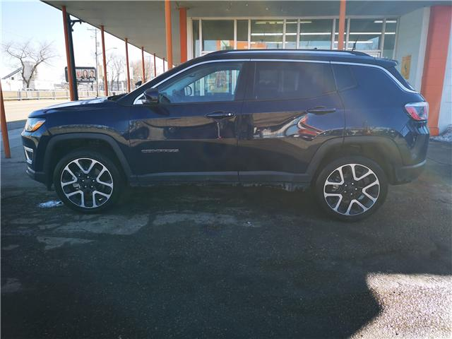 2017 Jeep Compass Limited (Stk: F388) in Saskatoon - Image 7 of 23