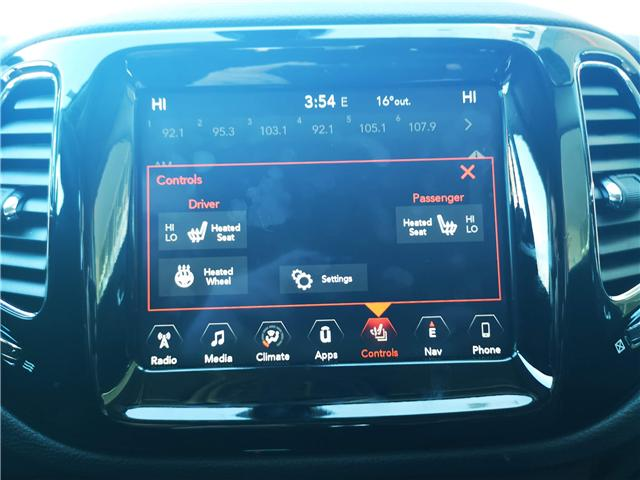 2017 Jeep Compass Limited (Stk: F388) in Saskatoon - Image 18 of 23