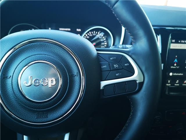 2017 Jeep Compass Limited (Stk: F388) in Saskatoon - Image 15 of 23