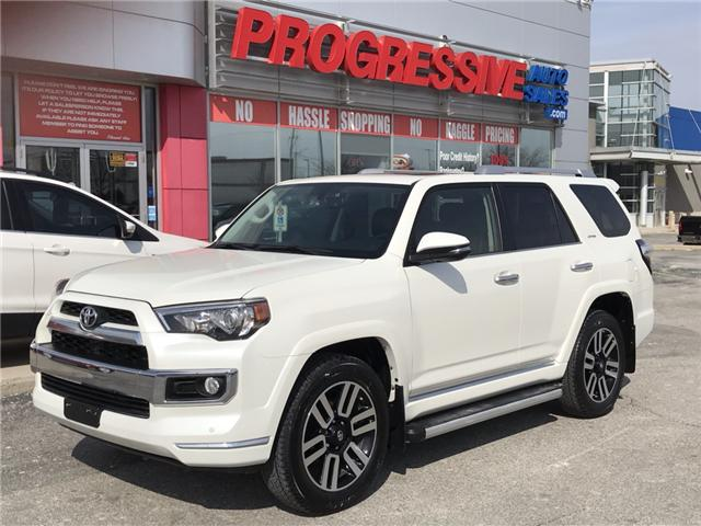 2016 Toyota 4Runner SR5 (Stk: G5350064) in Sarnia - Image 1 of 29