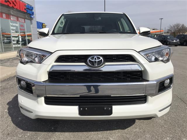 2016 Toyota 4Runner SR5 (Stk: G5350064) in Sarnia - Image 2 of 29