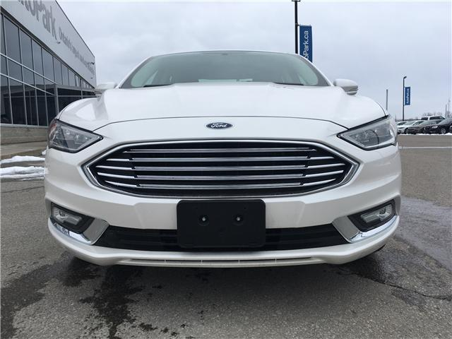 2018 Ford Fusion Titanium (Stk: 18-71946RMB) in Barrie - Image 2 of 28