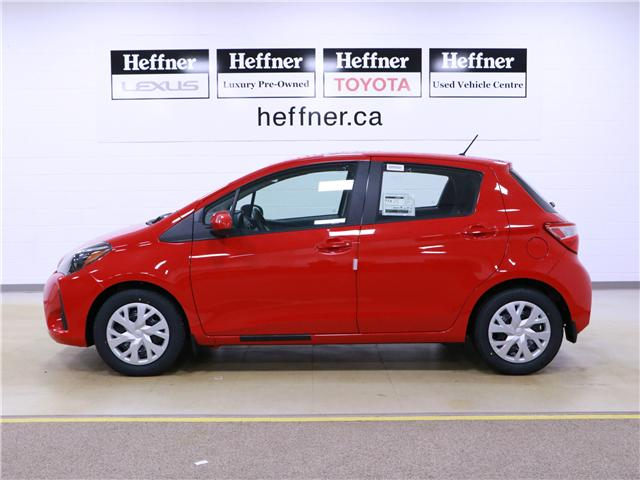 2019 Toyota Yaris LE (Stk: 190885) in Kitchener - Image 2 of 3