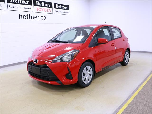 2019 Toyota Yaris LE (Stk: 190885) in Kitchener - Image 1 of 3