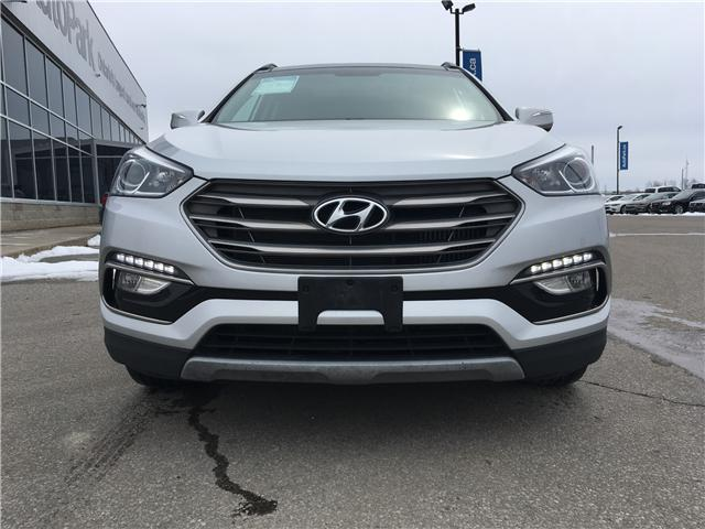 2017 Hyundai Santa Fe Sport 2.0T Limited (Stk: 17-50526RJB) in Barrie - Image 2 of 30
