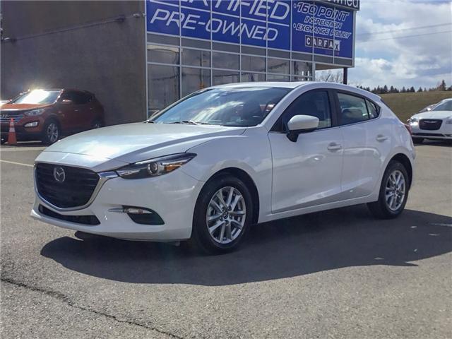 2018 Mazda Mazda3 Sport GS (Stk: K7834) in Calgary - Image 1 of 34