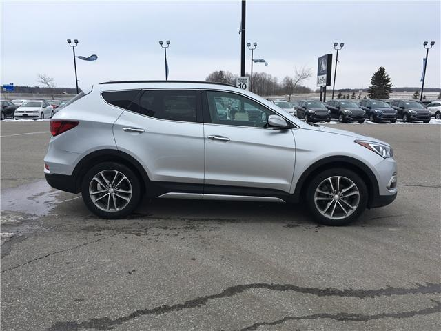2017 Hyundai Santa Fe Sport 2.0T Limited (Stk: 17-50526RJB) in Barrie - Image 4 of 30