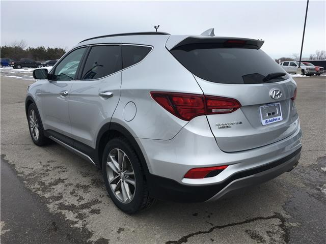 2017 Hyundai Santa Fe Sport 2.0T Limited (Stk: 17-50526RJB) in Barrie - Image 7 of 30
