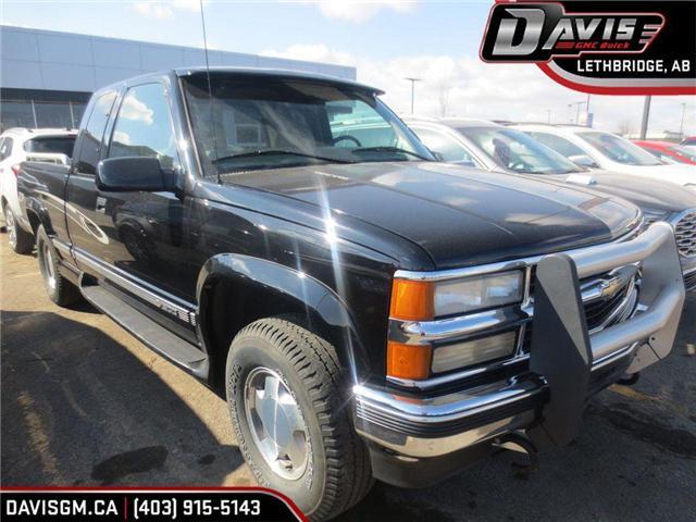 1998 Chevrolet K1500  (Stk: 25983) in Lethbridge - Image 1 of 7