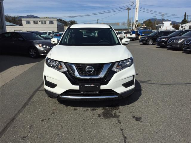 2018 Nissan Rogue S (Stk: N85-3567) in Chilliwack - Image 2 of 17