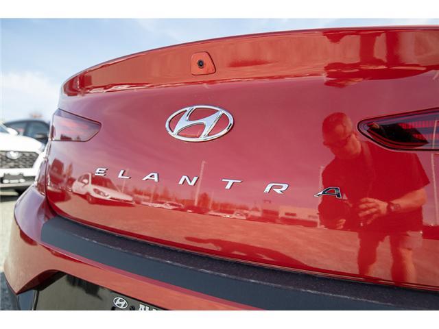 2019 Hyundai Elantra Preferred (Stk: KE829148) in Abbotsford - Image 10 of 28