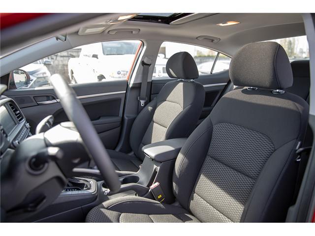2019 Hyundai Elantra Preferred (Stk: KE829148) in Abbotsford - Image 11 of 28