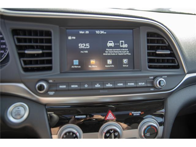 2019 Hyundai Elantra Preferred (Stk: KE829148) in Abbotsford - Image 22 of 28