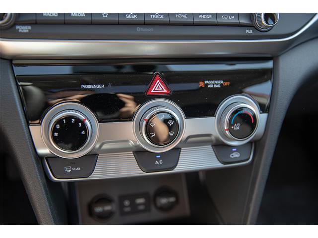 2019 Hyundai Elantra Preferred (Stk: KE829148) in Abbotsford - Image 24 of 28